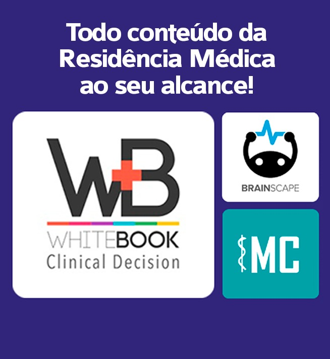 Só estudantes Revisamed é Premium no WHITEBOOK e Pro no Medcards/Brainscape